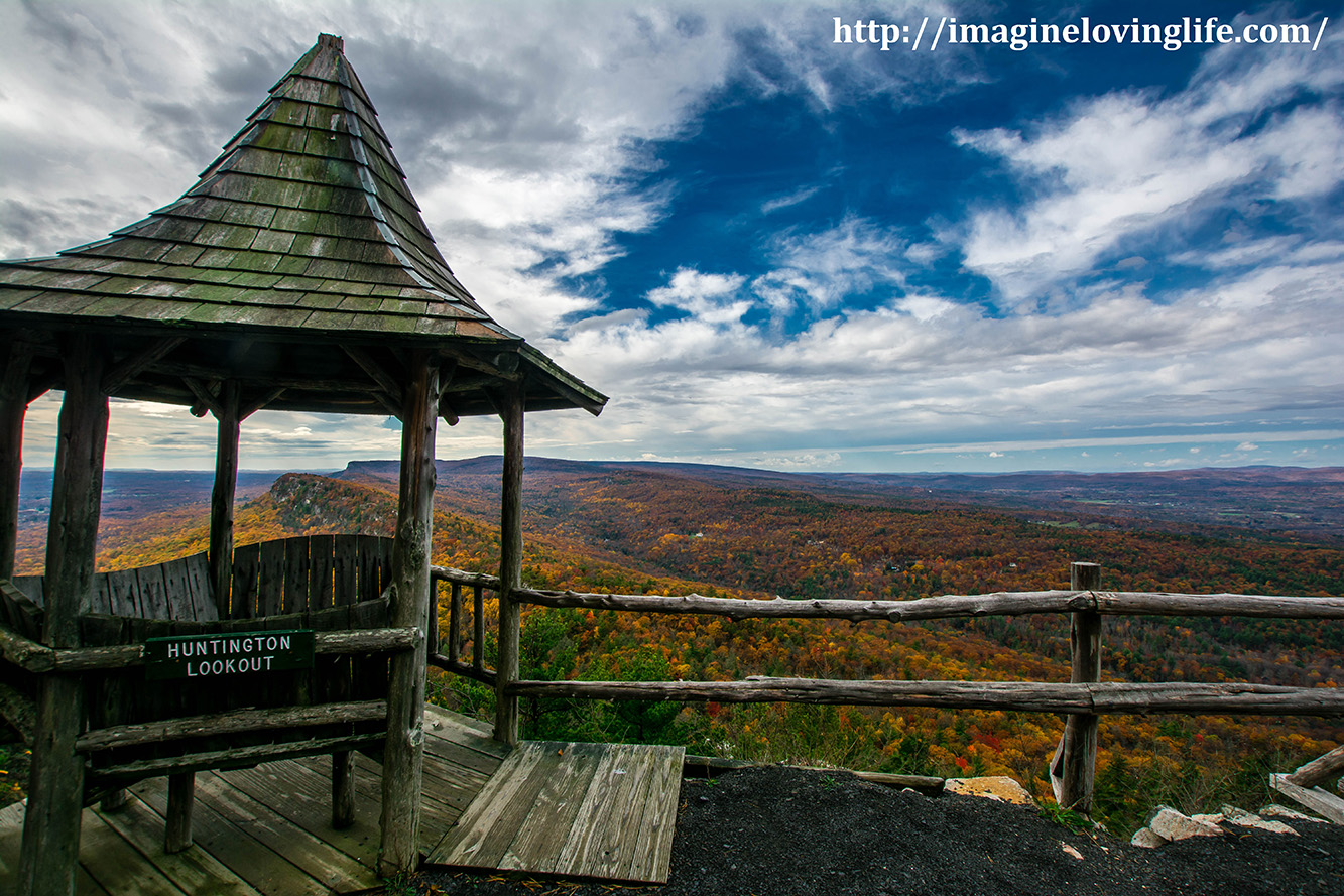 Mohonk Eagle Cliff Huntington Lookout