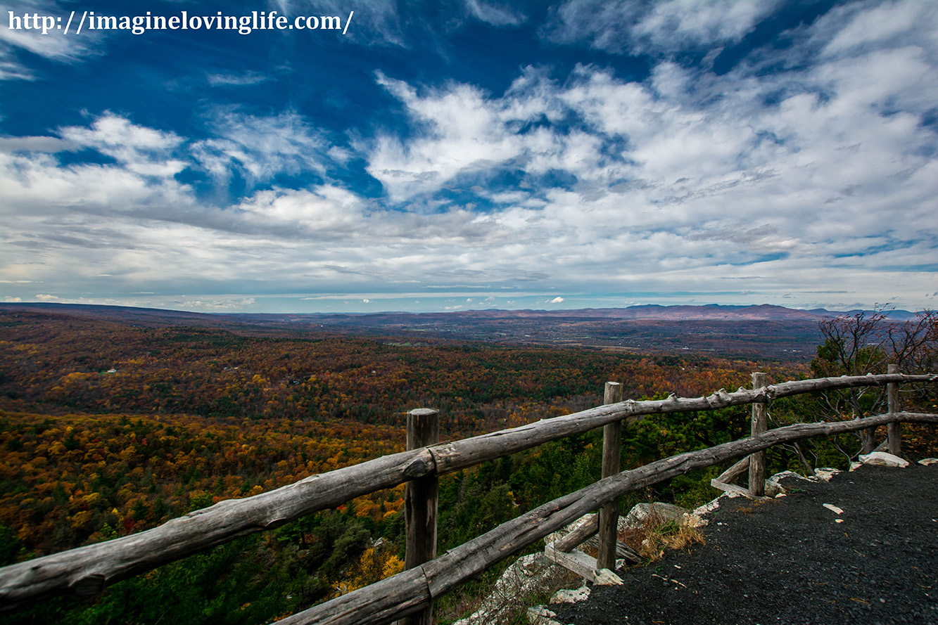 Mohonk Eagle Cliff View Road