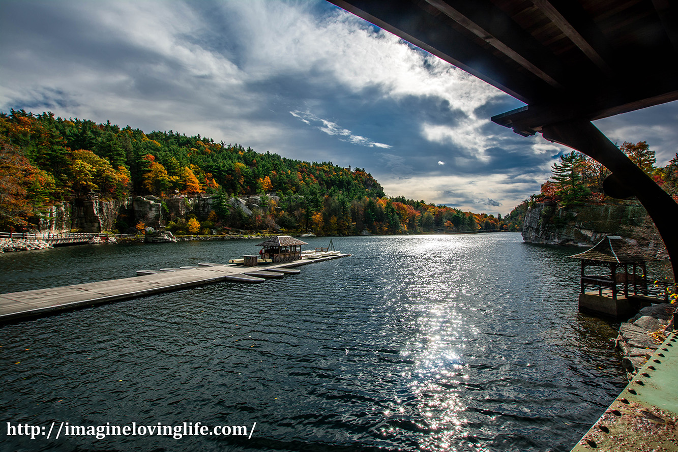 Mohonk Mountain House Boat Dock