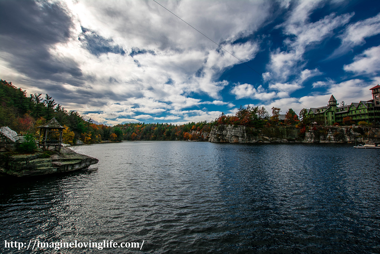 Mohonk Mountain House Lake