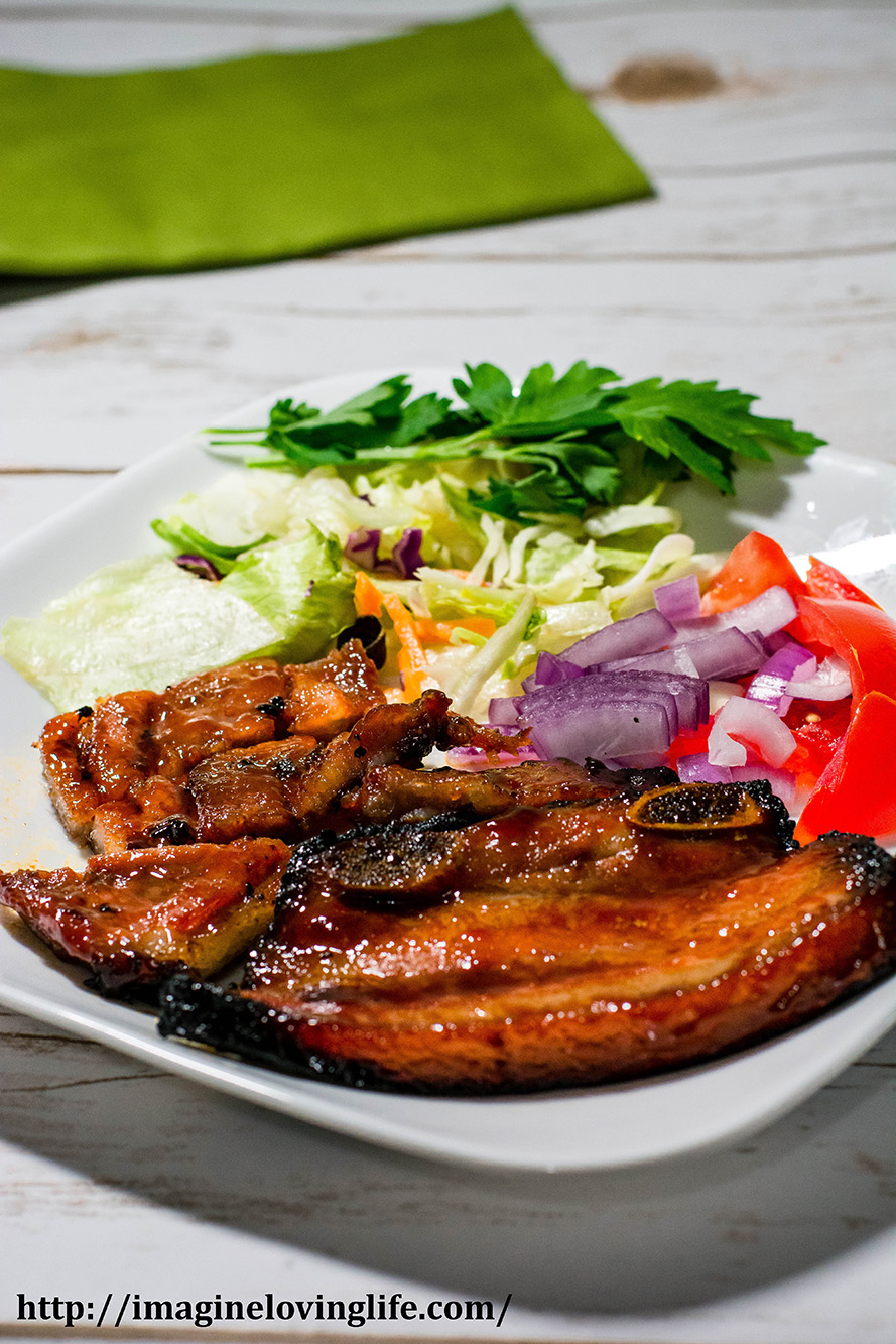 Filipino Pork Belly BBQ