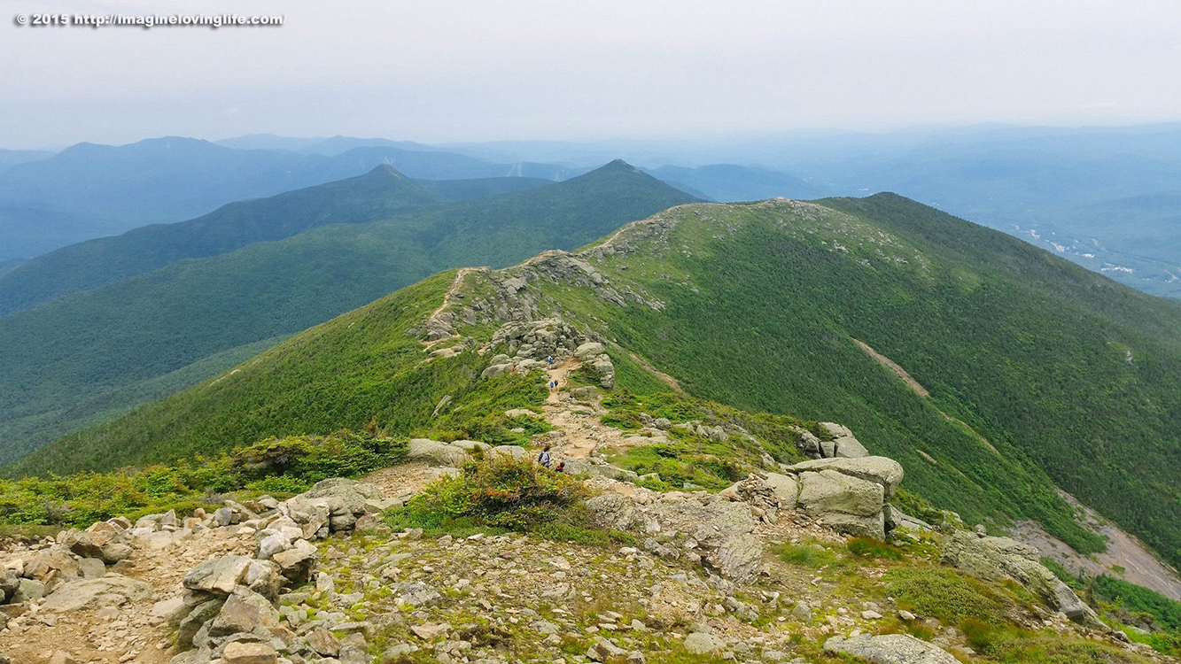 Franconia Ridge Clear Day