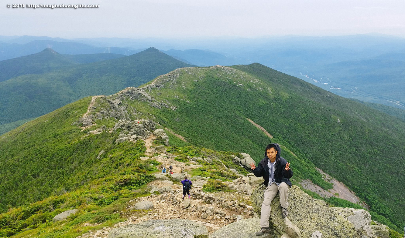franconia ridge hiking guide