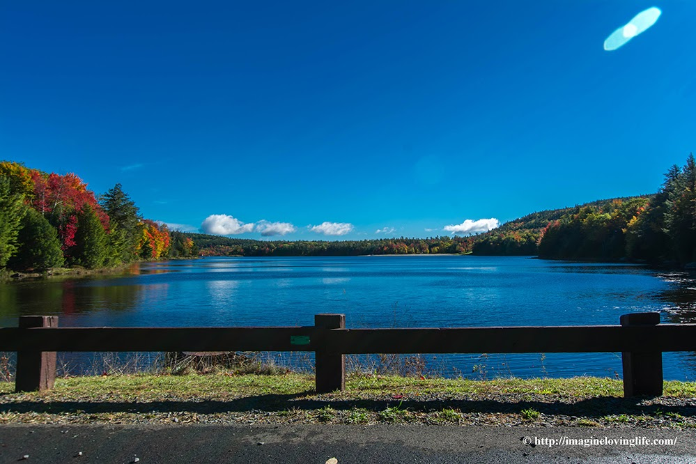 catskills lake south parking