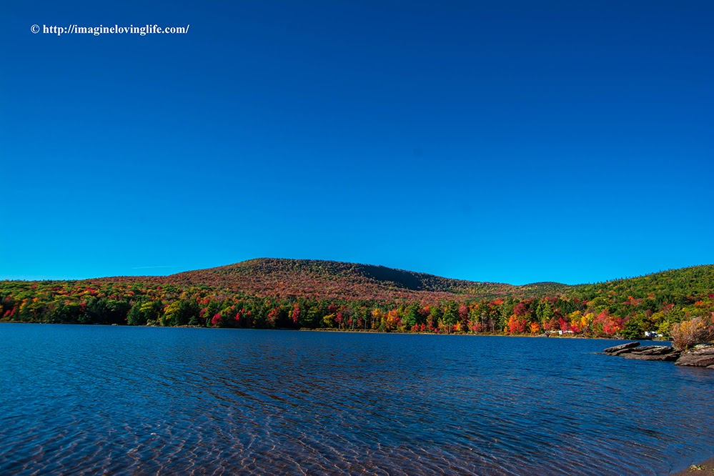 catskills lake