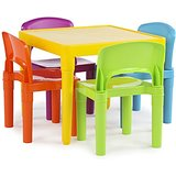 top children table chair set