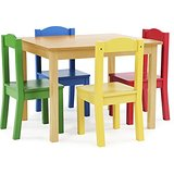 children chair and table set