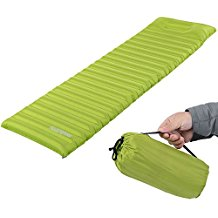 best inflatable camping mattress