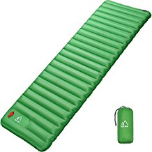 backpacking air bed reviews