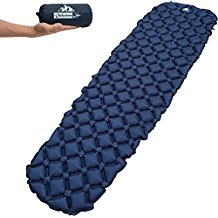best backpacking blow up bed