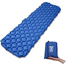 backpacking air bed