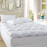 best feather bed mattress toppers