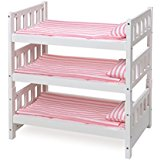 triple bunk beds for dolls