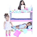 top doll bunk bed