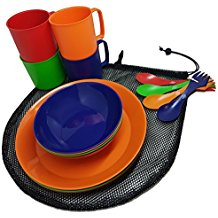 tableware for camping