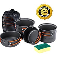 best set of backpacking mess kits