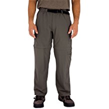 pair of backpacking pants