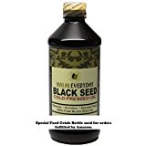 black seed hair oil review