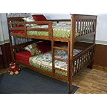 full size mattress loft bed