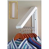 top wall mounted clothes drying rack