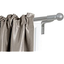 best hanging curtain rods