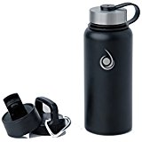 Top insulated stainless steel water bottles