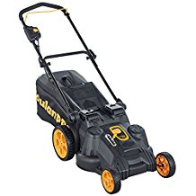 top battery lawn mowers