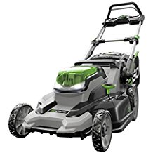 powered lawn mower