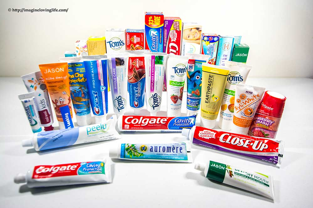 Best 30 Toothpastes For Receding Gums 30 Toothpastes For