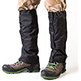 Top backpacking gaiters